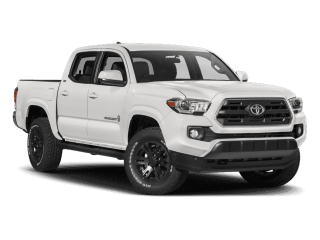 New 2018 Toyota Tacoma SR5 Crew Cab Pickup in Salem ...