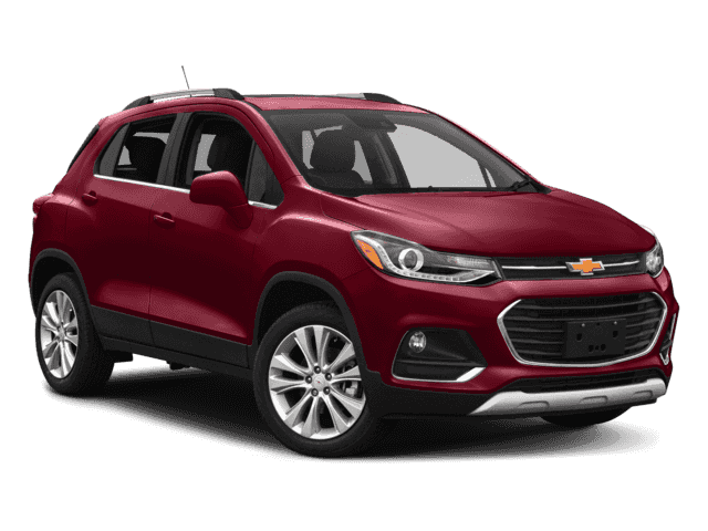 New 2018 CHEVROLET TRAX AWD 4DR PREMIER Sport Utility in Fairbanks #JL218327 | Chevrolet Buick ...