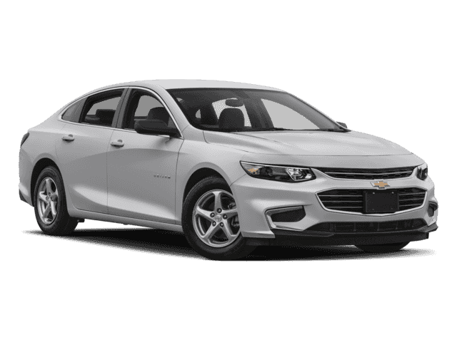 New 2018 Chevrolet Malibu LS FWD 4D Sedan