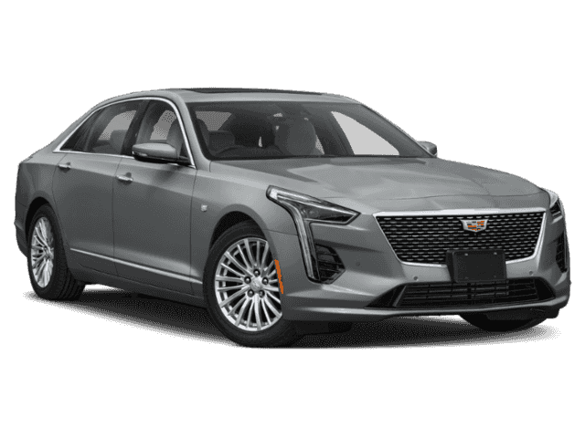 New 2019 Cadillac CT6 Sport AWD