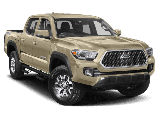 Tan Toyota Tacoma >> New 2019 Toyota Tacoma Trd Off Road Double Cab 5 Bed V6 At Natl