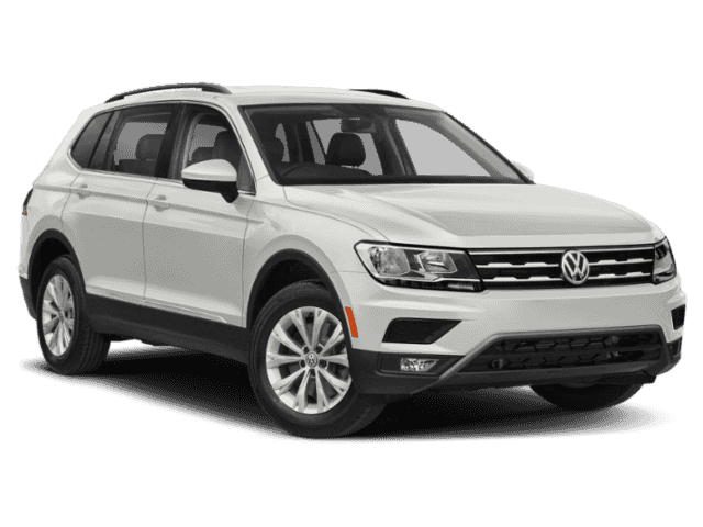 New 2019 Volkswagen Tiguan Trendline 2.0 8sp at w/Tip 4M
