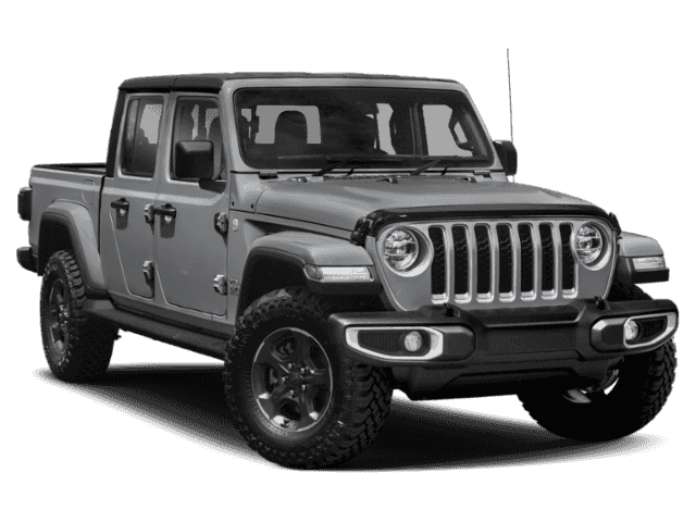 New 2020 Jeep Gladiator Rubicon | Navigation