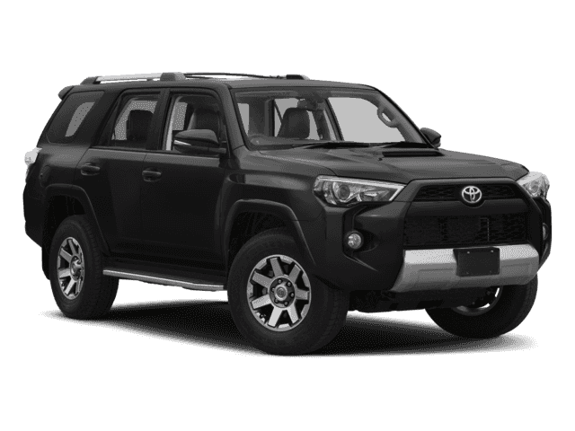 New 2017 Toyota 4Runner TRD Off Road 4WD 4WD