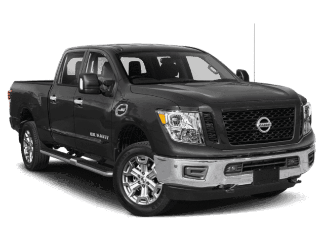 New 2019 Nissan Titan XD SV Diesel 4x4 Crew Cab 6.6 ft. box 151.6 in. WB