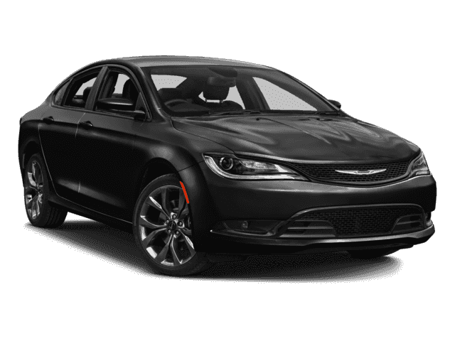 New 2016 Chrysler 200 S