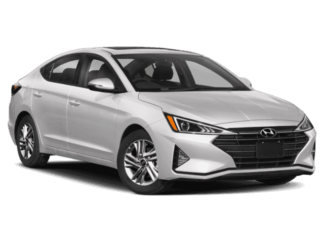 New 2020 Hyundai Elantra Sedan Preferred IVT Sun and Safety Front Wheel Drive 4-Door Sedan