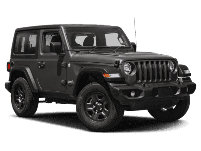 2020 Jeep Wrangler Sport All Black