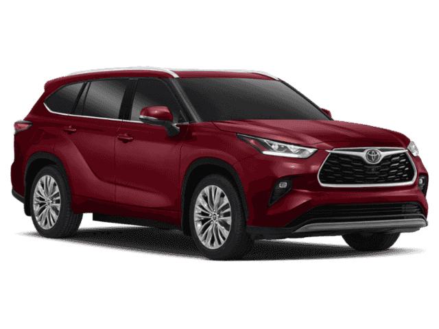 New 2020 TOYOTA Highlander Limited V6 Fwd