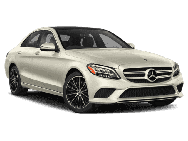 New 2020 Mercedes-Benz C-Class C 300 4MATIC® 4D Sedan