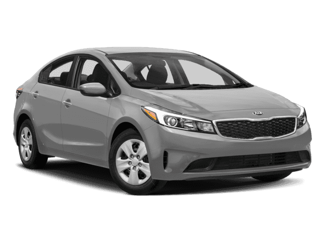 New 2018 Kia Forte LX FWD 4D Sedan