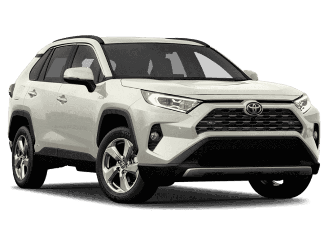 New 2019 Toyota RAV4 Hybrid Limited
