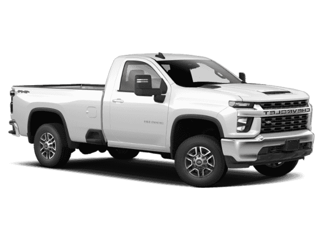 New 2020 Chevrolet Silverado 2500HD 4WD Reg Cab 142 Work Truck