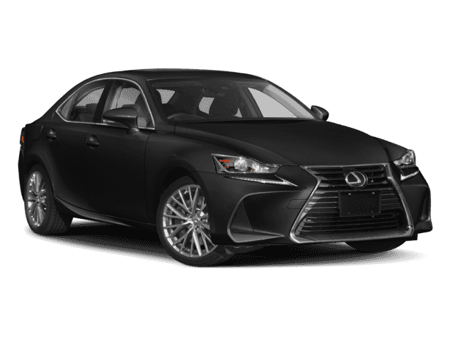 New 2018 Lexus IS IS 300 AWD
