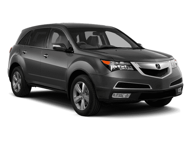 Pre-Owned 2013 Acura MDX 3.7L Technology Pkg w/Entertainment Pkg With Navigation & AWD