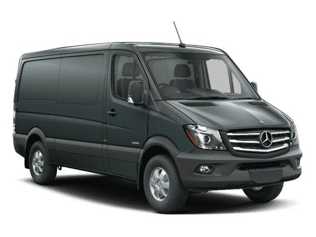 New 2017 Mercedes-Benz Sprinter Cargo 144 WB