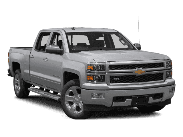 Pre Owned 2015 Chevrolet Silverado 1500 Lt 4wd Crew Cab 153 0 In
