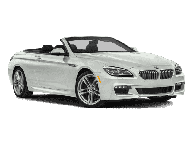 New 2018 BMW 6 Series 650i xDrive With Navigation & AWD