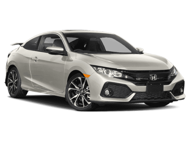 New 2019 Honda Civic Si Coupe Manual