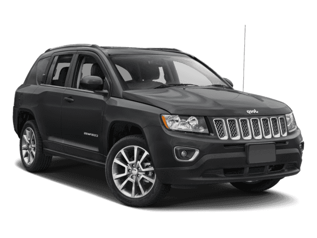 Certified Pre-Owned 2017 Jeep Compass Latitude FWD