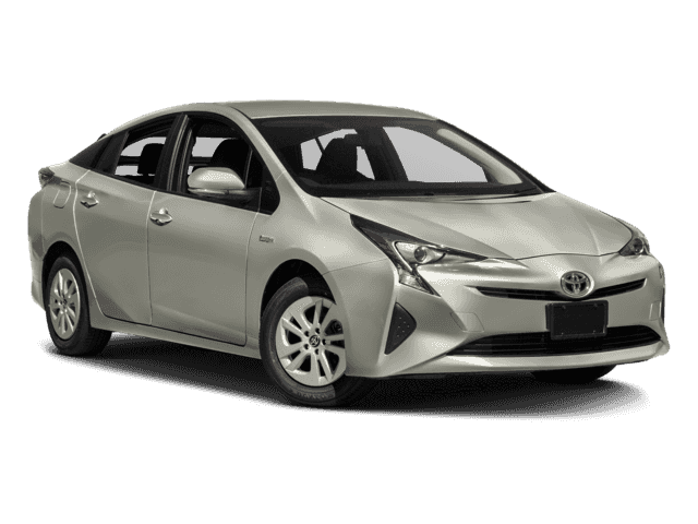New 2017 Toyota Prius Three Hatchback With Navigation