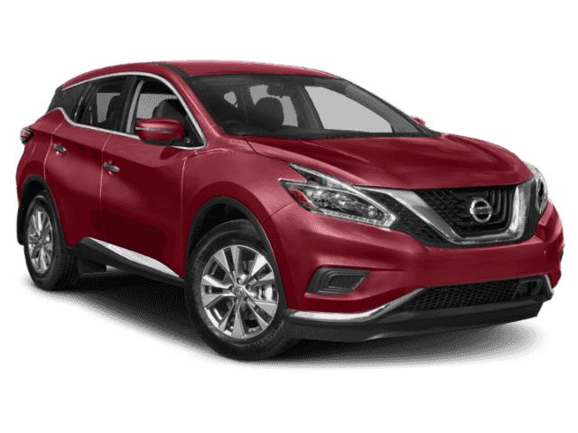 New 2018 Nissan Murano S With Navigation & AWD
