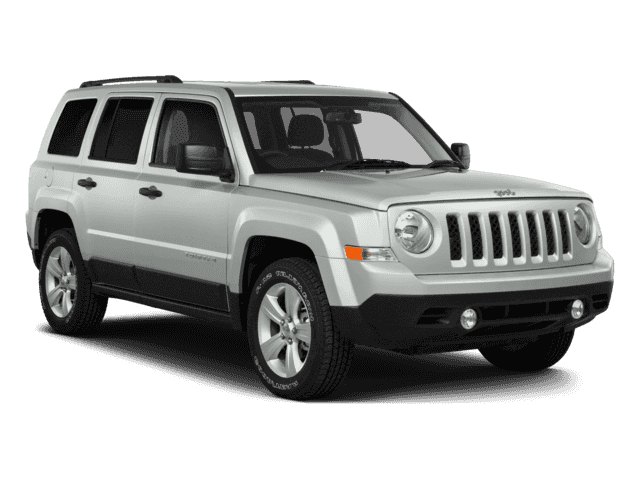 Pre-Owned 2015 Jeep Patriot High Altitude FWD 4D Sport Utility