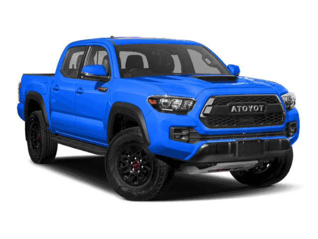New 2019 Toyota Tacoma Trd Pro 4d Double Cab In Columbia