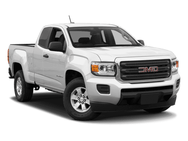 New GMC Canyon SL