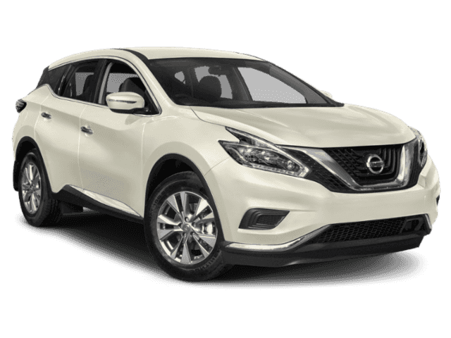 New 2018 Nissan Murano AWD Platinum
