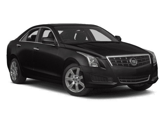 Certified Pre-Owned 2014 Cadillac ATS Standard RWD RWD 4dr Car