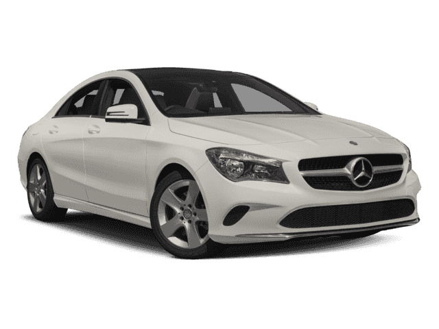 Pre-Owned 2017 Mercedes-Benz CLA 250 4MATIC® Coupe