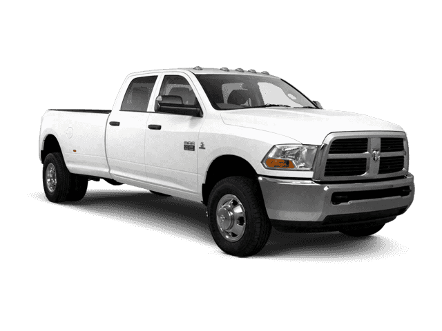 Pre-Owned 2012 Ram 3500 Big Horn