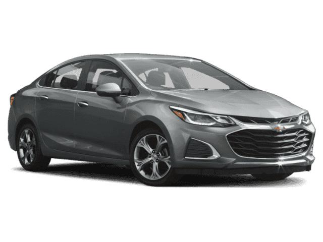 New 2019 Chevrolet Cruze Lt Sedan In Linwood K7107313 Garber