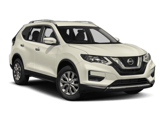 New 2018 Nissan Rogue SV FWD SUV