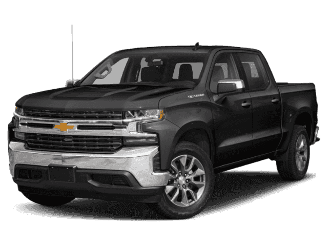New 2020 Chevrolet Silverado 1500 Crew Cab 4x4 Custom / Standard Box Four Wheel Drive Pick up - Demo