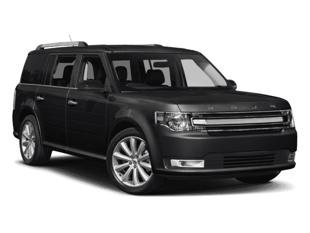New Ford Flex Limited