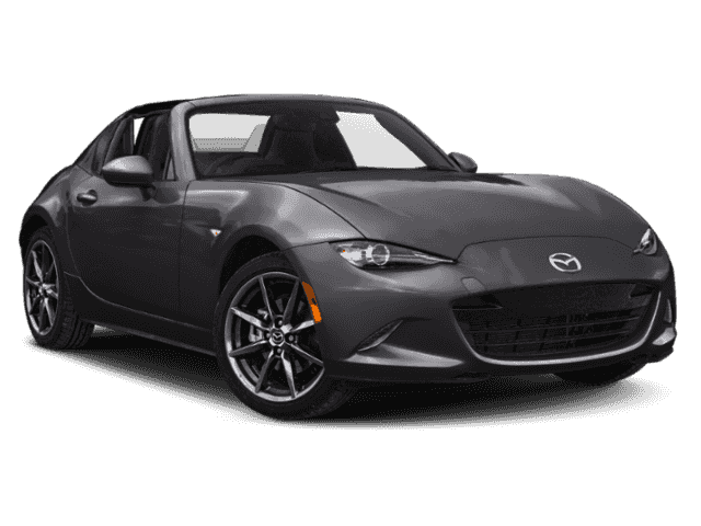 New 2020 Mazda MX-5 Miata RF Grand Touring RWD Convertible