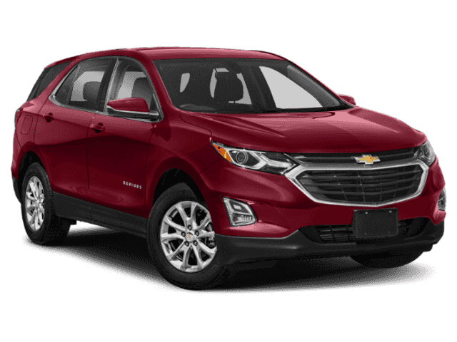 New 2020 CHEVROLET EQUINOX LT ALL WHEEL Sport Utility