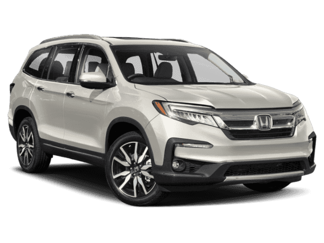 New 2020 Honda Pilot Touring 8 Passenger With Navigation & AWD