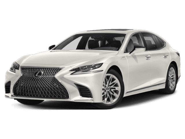 New 2019 Lexus LS 500 - In-Stock