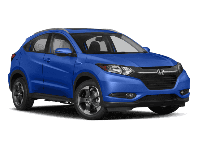 New 2018 Honda HR-V EX-L w/Navi With Navigation & AWD