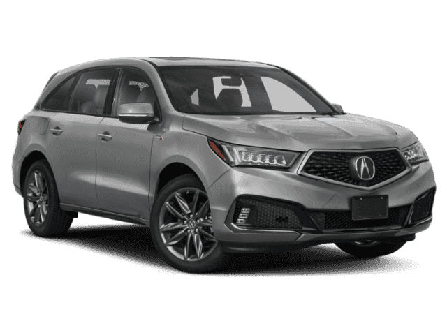 New 2020 Acura MDX A-Spec Package