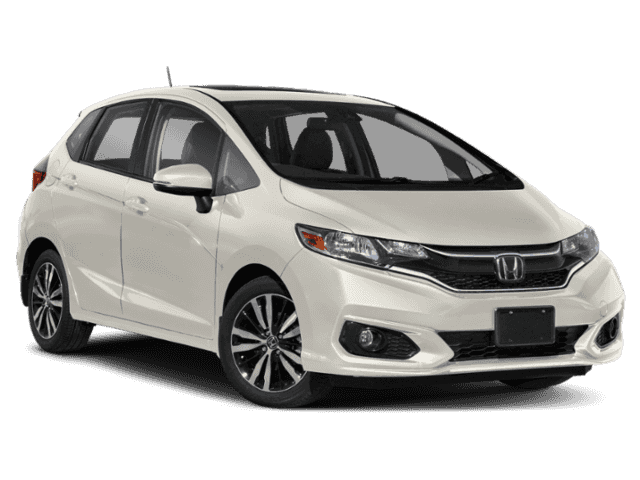 New 2019 Honda Fit EX-L