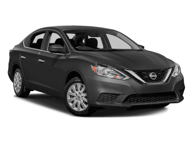 New 2018 Nissan Sentra SV FWD Sedan