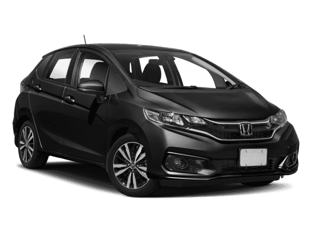 New 2018 Honda Fit EX FWD 4D Hatchback