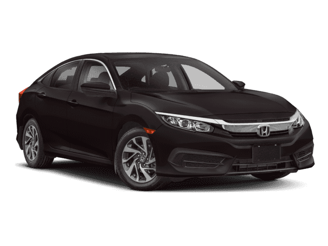 New 2018 Honda Civic Sedan EX