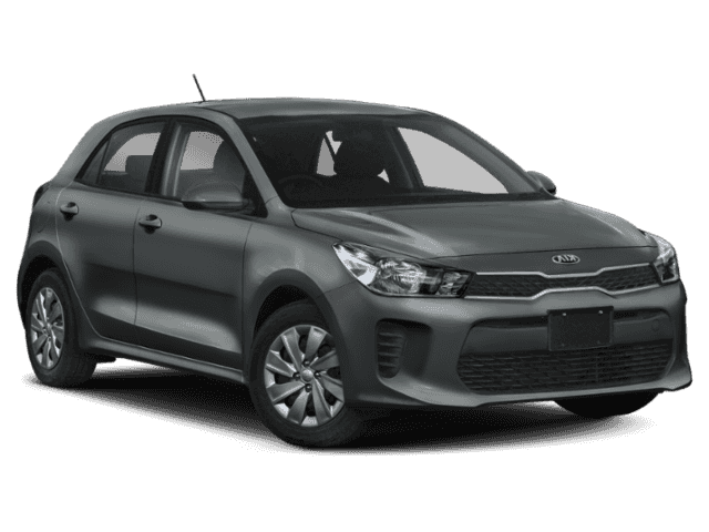 New 2020 Kia Rio S FWD 4D Hatchback near Tulsa, OK