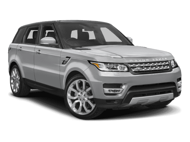 New 2017 Land Rover Range Rover Sport HSE With Navigation