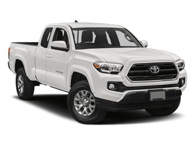 Toyota In Las Cruces >> New 2018 Toyota Tacoma Sr5 V6 Truck In Las Cruces 18404 Vescovo